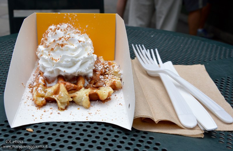 Wafles&Dinges, New York