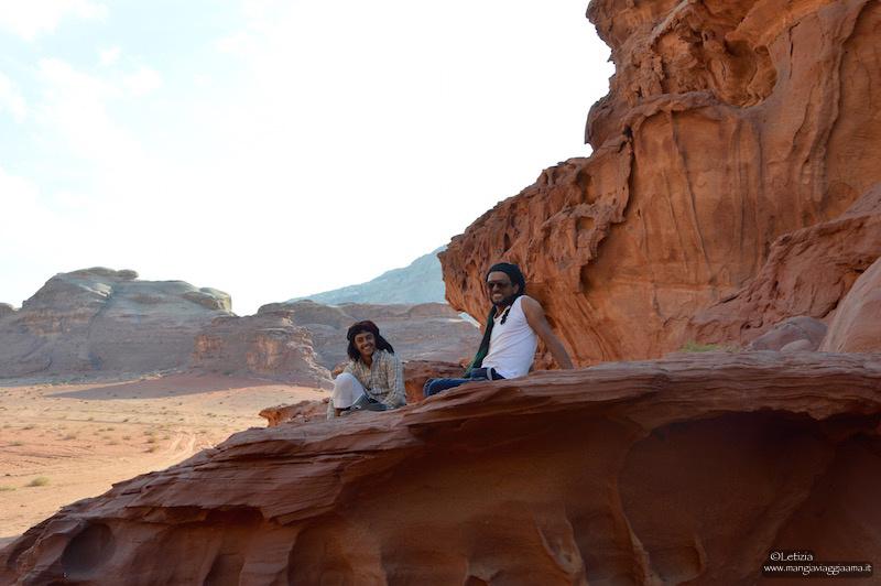 Beduini Wadi Rum