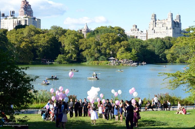 Matrimonio Simbolico New York : Visitare central park new york curiosità e consigli utili