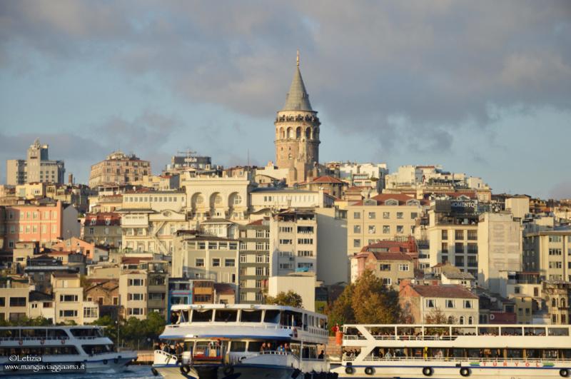 Istanbul crociera sul Bosforo