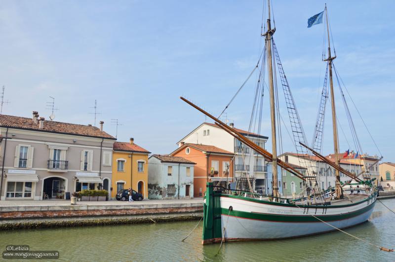 Cesenatico, Porto Canale